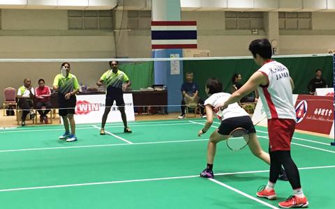 日本チームはインドチームに勝利し、予選リーグは2位通過