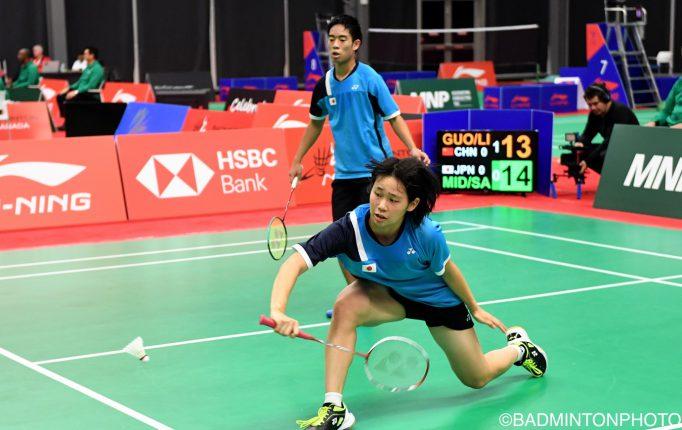 【世界ジュニア2018】日本は王者中国に2−3で惜敗…。6年連続銅メダルが確定<準決勝>