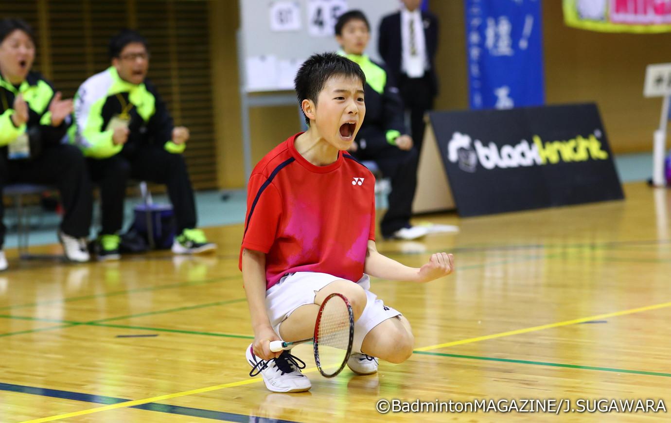 福井との準々決勝で大きなポイントをあげた髙橋