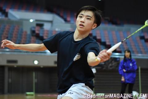 優勝した札幌スポーツ&メディカル専門学校の本田