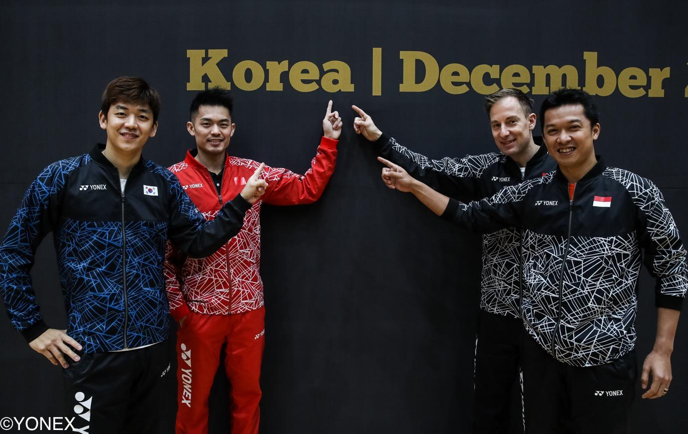 レジェンド・ビジョン韓国