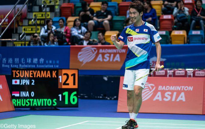 【アジア混合団体戦】2連覇をめざす日本がインドネシアを下して決勝進出!<準決勝>