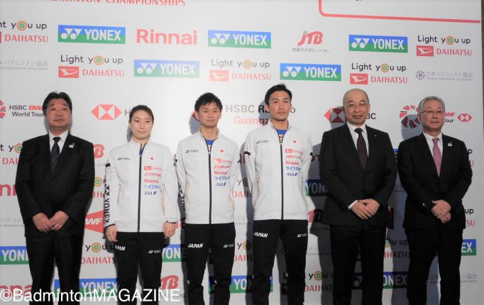 【記者発表会1】日本代表3選手が活躍誓う! ジャパンOPが東京五輪会場で7月23日に開幕<ジャパンOP>