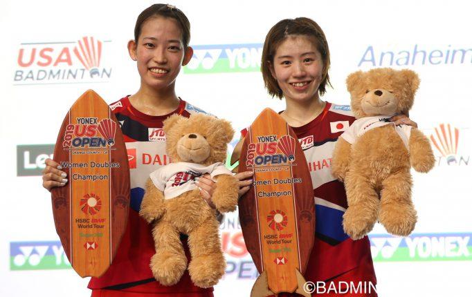 【USOP】志田&松山が韓国ペアを決勝で退けて優勝!<S300>