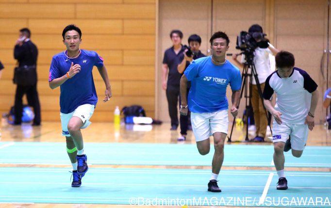 【日本代表情報】オリンピックレースの山場に向けて。<フィジカル強化の代表合宿レポート>