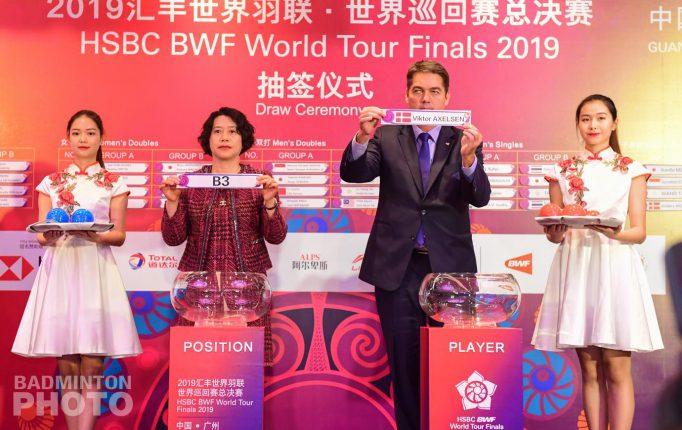 【WTF2019】予選リーグ組み合わせが決定!男子ダブルスは日本の2ペアが同組に!