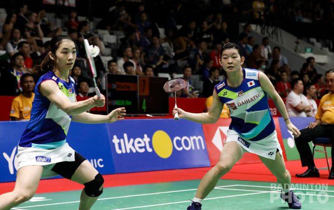 【インドネシアM2020】高橋&松友が強豪・韓国ペアを下してベスト4進出!<準々決勝結果>
