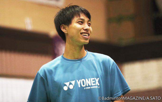 【バド×スピ! 連載〈第24回〉】高校卒業後は日本大学へ! 「バドミントン界を変えていけるような選手になりたい」(奈良岡)