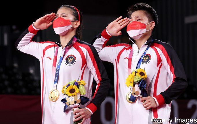 【東京五輪】女子ダブルスはポリイ&ラハユが涙の金メダル!<最終日レポート-1>
