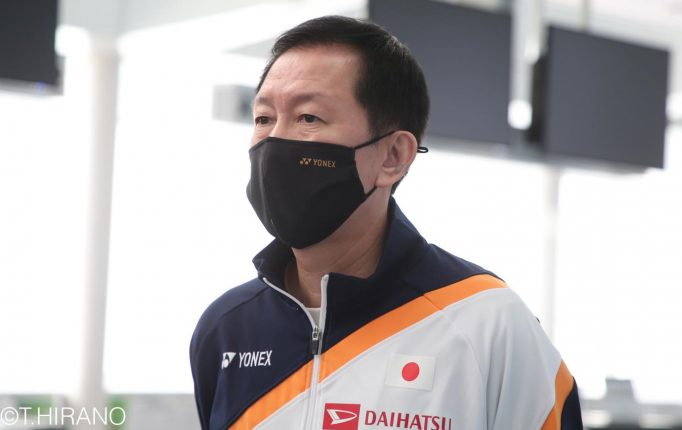 【出発コメント】「桃田選手は主将を務めることで五輪の雰囲気を変えるきっかけに」(朴柱奉監督)